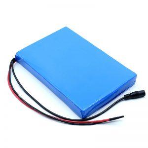 Bizikleta elektrikorako Litio Bateria 18650 12V 10AH