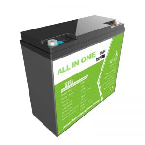 ALL IN ONE 12.8V20Ah replacement Lead acid Lithium Battery