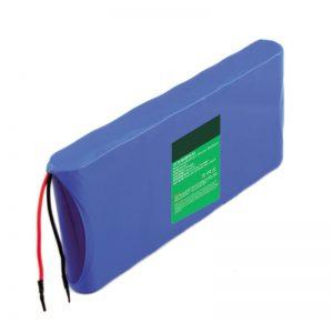 18650 14,4V 6000mAh Laser partikula kontagailu litiozko bateria