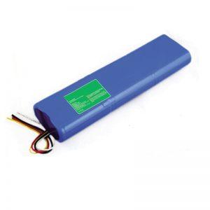 11.1V 9000mAh 18650 litiozko bateria indargarri adimenduneko ordenagailurako