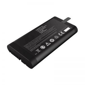 14,4V 6600mAh 18650 Litio Ioi Bateria Panasonic Bateria Sare Probatzailea SMBUS Komunikazio Ataka