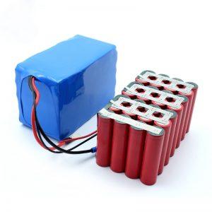 Pertsonalizatutako kalitate handiko prezio ona salmenta 18650 24V 8.8Ah bateria