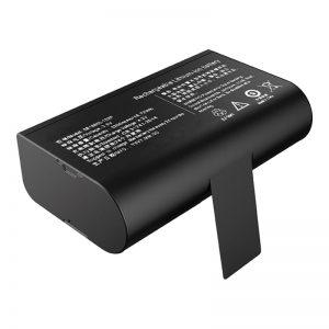 3.6V 5200mAh 18650 Litio Ion Bateria LG Bateria Eskuko POS Makinarako