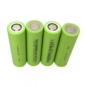 18650 3.7V 2900mAh Litio Ioi bateria 18650 bateria kargagarrien jatorrizko bateria