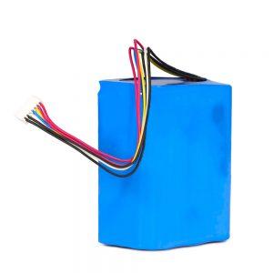 Aparatu eta Tresna Medikoetarako 18650 3500mah zelulak 7.2v10.5ah bateriarekin erabilitako berezia