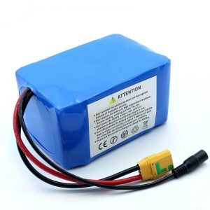 Kalitate goreneko ODM bizikleta elektronikoa 14s2p 52v 7ah ultra argala atzeko rack bateria bateria