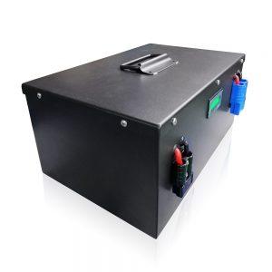 Neurrira egindako lifepo4 24V 100Ah litiozko bateria