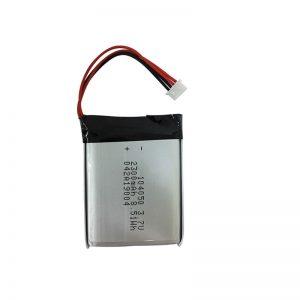 3.7V 2300mAh Probako tresnak eta ekipoak polimero litiozko bateriak AIN104050
