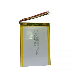 516285 3,7 V 4200 mAh Etxerako tresna adimenduna polimero litiozko bateria