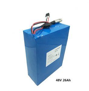 48v26ah litiozko bateria etwow patinete elektrikoetarako motozikleta elektriko grafeno bateria 48 volteko litiozko bateria fabrikatzaileentzat