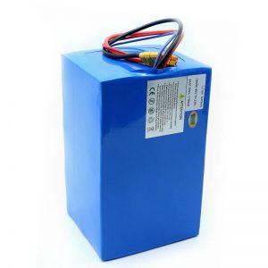 Fabrikak kalitate handiko lifepo4 bateria 48v 40ah hornitzen du bizikleta elektrikoarentzat