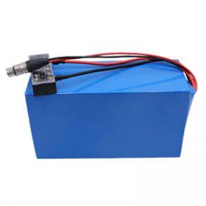 Litiozko bateria pertsonalizatua 60V 20Ah motozikleta elektrikoaren bateria