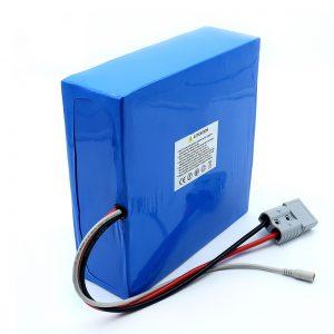 60 Volt 30Ah 50Ah Li-Ion Bateria Litiozko Bateria Scooter Elektrikoarentzako