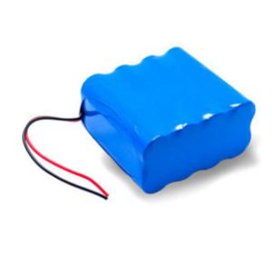 Li-ion bateria 2S4P 7.4V 12.0Ah litio ioi bateriak akku arrain-eguzki ur ponparako