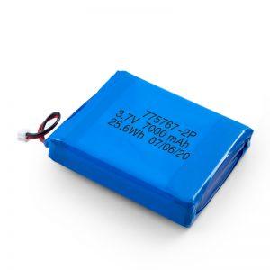 3.7V 2450 2600 3900 4000 4500 4700 5000 6000 9000Mah Polimero Lipo Bateria pertsonalizatua