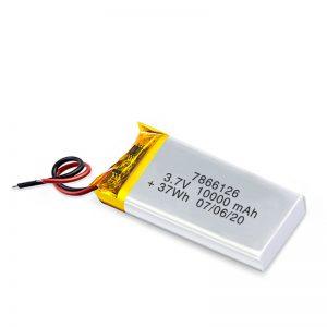LiPO Bateria kargagarria 7866120 3.7V 10000mAh / 3.7V 20000mAH / 7.4V 10000mAh