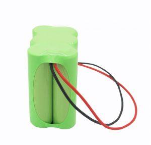 NiMH bateria kargagarria AA 2100mAh 7.2V