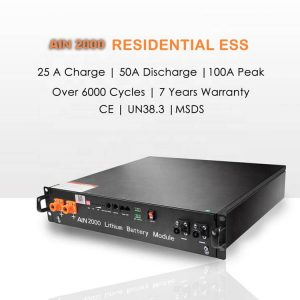 On/Off grid 48v 10kW energy storage solar system lifepo4 48v 50Ah 100Ah 200Ah lithium battery pack