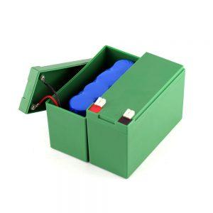 BATEAN GUZTIA Kargatzeko Bateria Lifepo4 32650 12V 7Ah Bateria