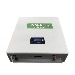 ALL IN ONE 48V 51.2V 100Ah Solar System Lithium Lifepo4 Battery Household Power wall 48V 5Kw 10Kw