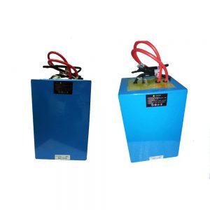 LiFePO4 Bateria kargagarria 150AH 24V eguzki / haize sistemarako