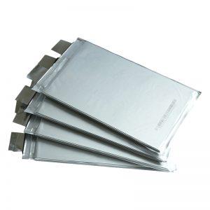 LiFePO4 Bateria kargagarria 3.2V 10Ah Pakete biguna 3.2v 10Ah LiFePo4 zelula Litiozko burdina fosfato bateria kargagarria