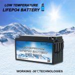 GUZTIEK BAKOITUAK Tenperatura baxuko litiozko burdin fosfatoko baterietan sartzea