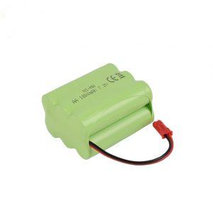 NiMH bateria kargagarria AA 1800mAH 7.2V