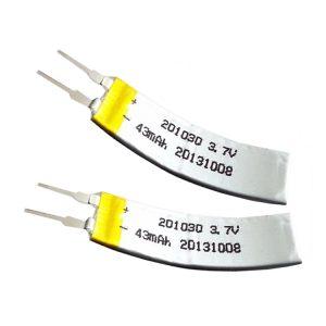 LiPO Bateria pertsonalizatua 3.7V 43mAH