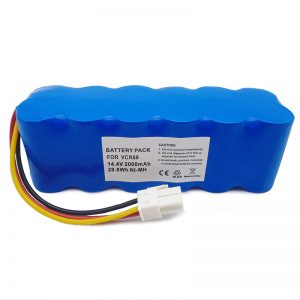 kalitate handiko 14,4 v ordezko xurgagailu bateria navibot SR8750 DJ96-00113C VCA-RBT20