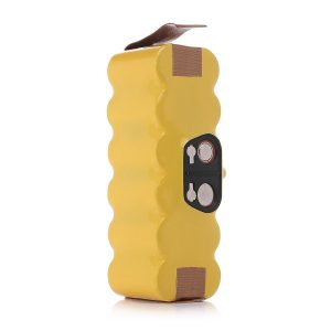 NI-MH 3500mAh 14.4v bateria kargagarria robotarentzako Roomba 500 550 560 780 680 serieko bateria