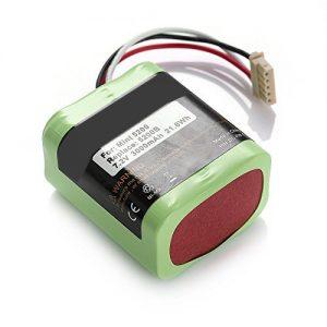 Beston Scooba Mint5200B 7.2V 3Ah ordezko iRobot xurgagailurako Ni-MH bateria kargagarria
